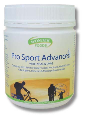 Supporting Athletic Stamina, Recovery and Joint Health